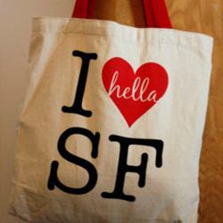 I HELLA HEART SF