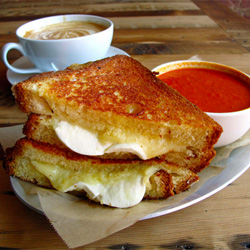 HAPPY GRILLED CHEESE MONTH!