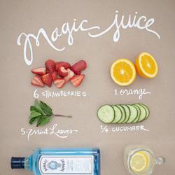 Magic Juice Poster