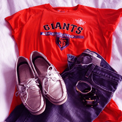 SF Giants Outfit