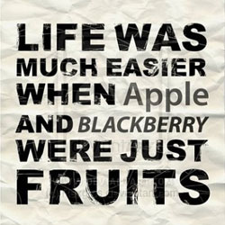 Fruit for Thought