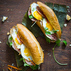"THE ""BANG ME"" BANH MI"