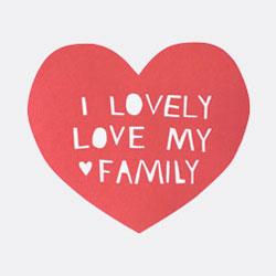 lovely love my family
