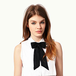 Sweet Things Under $20 - Chiffon Bow Tie