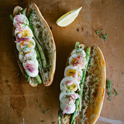 The Ultimate Spring Sandwich