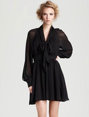 Arielle Bishop Sleeve Dress, Rachel Zoe