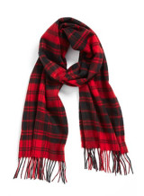 Softer Than Cashmere' Plaid Scarf