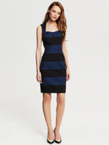 Sloan Rugby Stripe Sheath