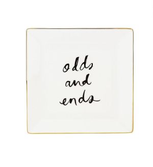 Kate Spade Daisy Place Square Dish