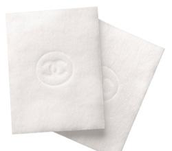 le coton chanel cotton pads