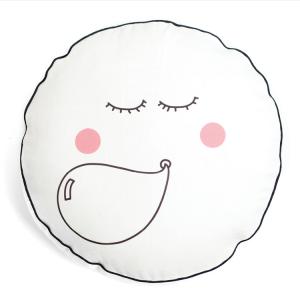Sleepy Bubble Pillow Cover