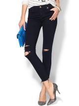 J Brand Ankle Mid Rise Skinny Jean