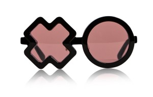 XO Sunglasses (black) by Sons+Daughters