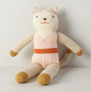 Handknit Doll