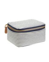 Stripe Jewelry Case
