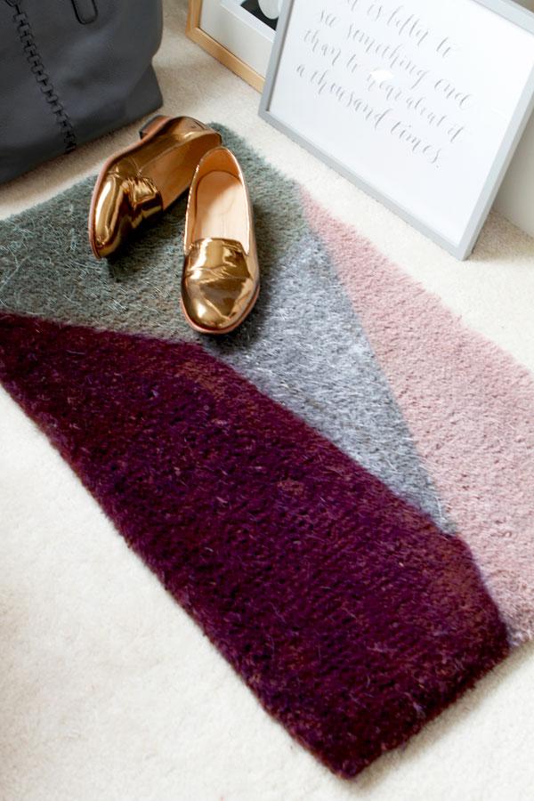diy-modern-floor-mat-2