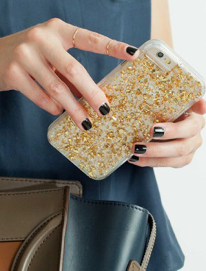 iphone 6 gold cover