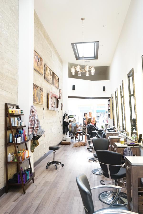 the woodbridge salon sf   shop sweet things