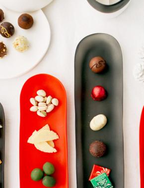 godiva holiday chocolate truffles