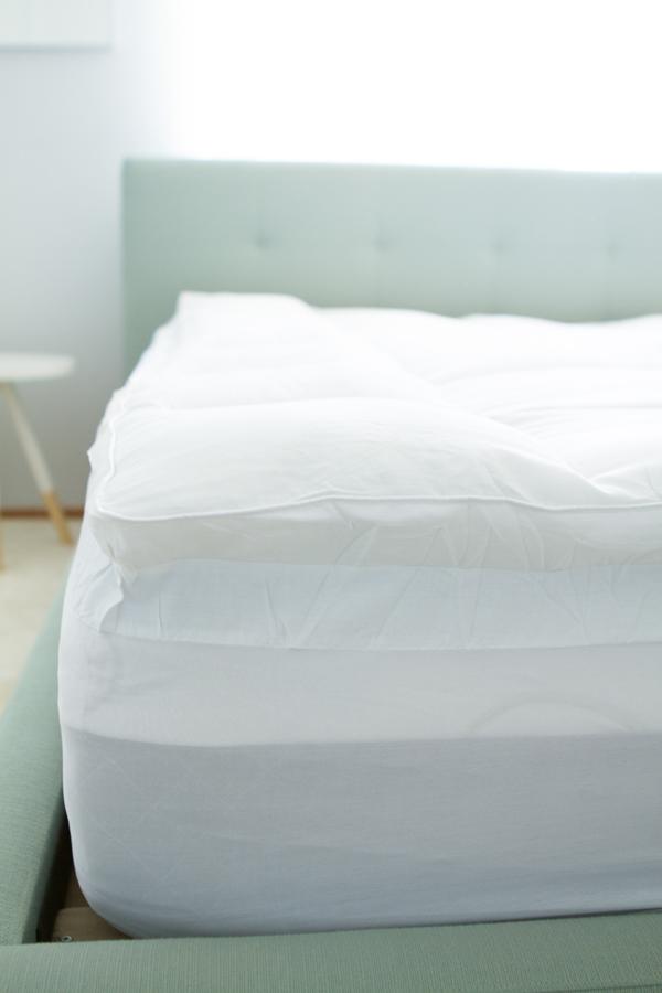 memory foam mattress and padding