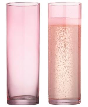 Cylinder Pink Flute