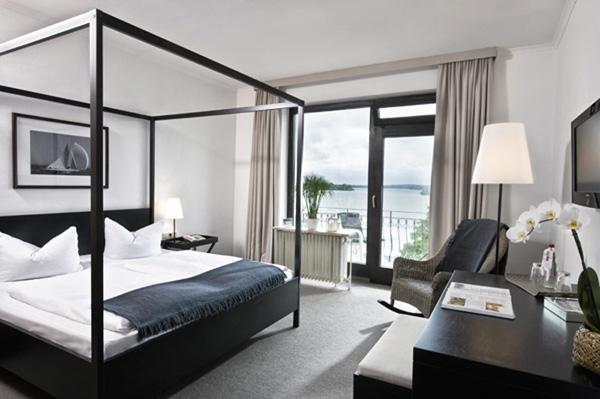 Presice Hotel Dieksee, Malente, Zimmer