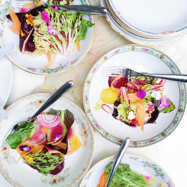 Summer Radish Salad