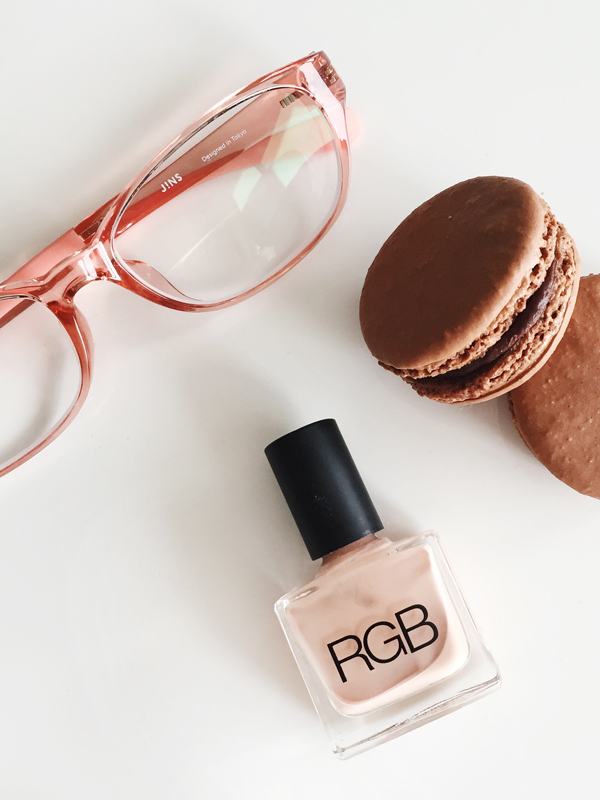 rgb nude nail polish