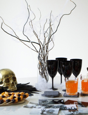 halloween chic party