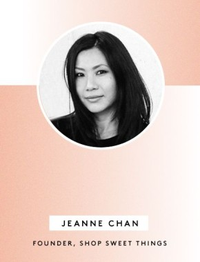 influencer Jeanne Chan