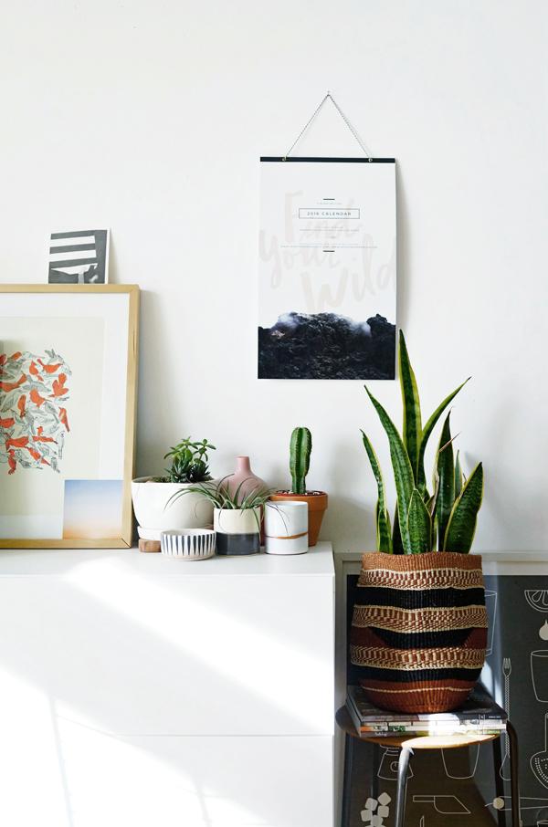 2016 Design Inspiration Calendar