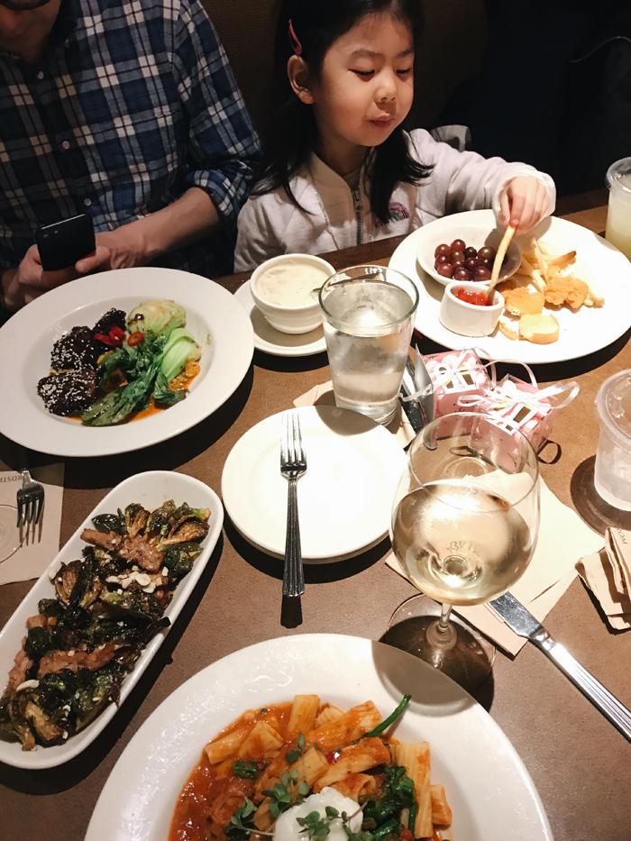 Nordstrom Cafe Menu Desserts
