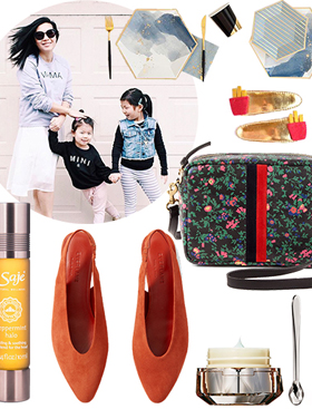 My Latest (Secret) Essentials On Mother Mag!